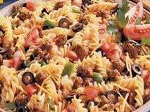 Hot Or Cold Pasta Salad