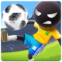 Stickman Leagues Star : Soccer 2018 icon