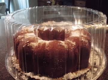 Cinnamon and Sugar Pound Cake