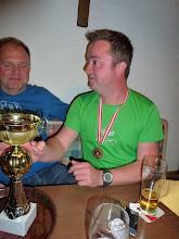 Photo: ganz dicht war Smeykis Pokal nicht, was aber nur bedingt störte
