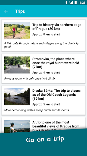 Prague on Bike screenshot 6