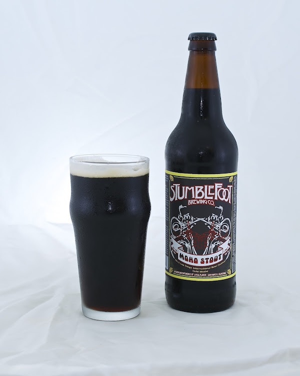 Logo of Stumblefoot Mojo Stout