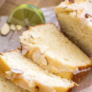 Citrus Almond Loaf Cake.