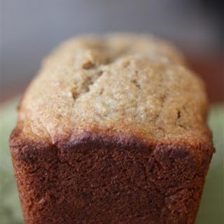 Graham Flour Banana Bread.