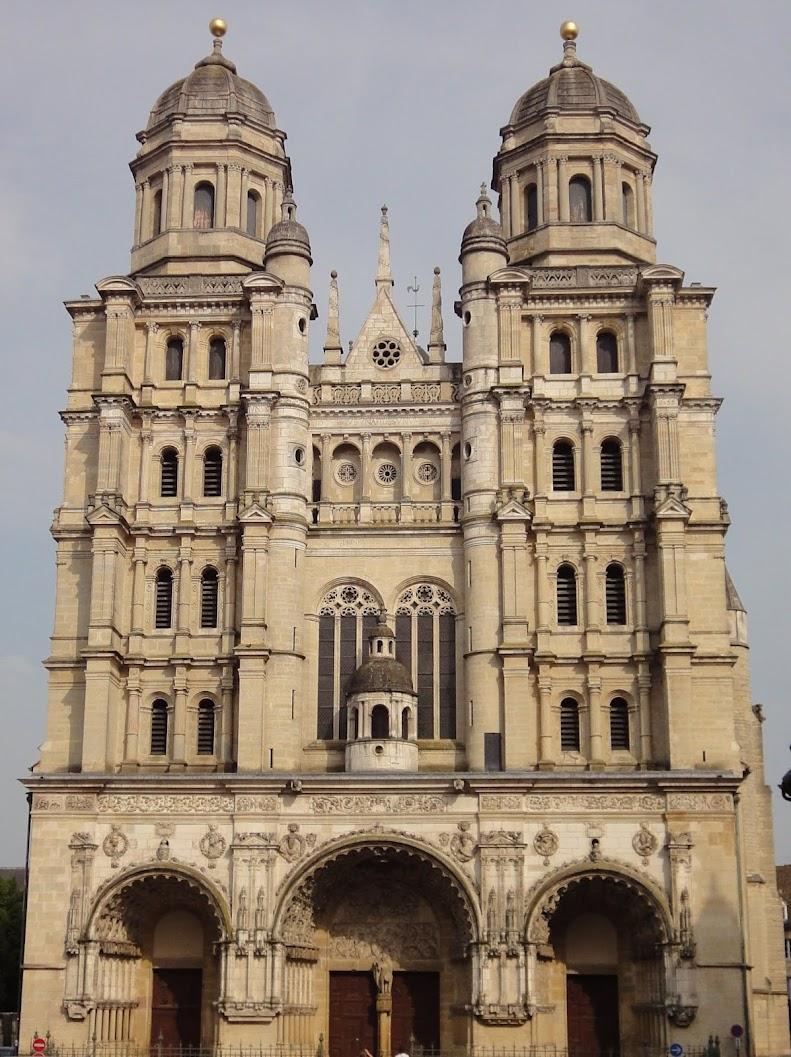 Eglise Saint-Michel à Dijon