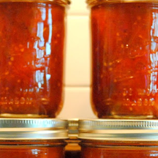 Garden To Table Canned Stewed Tomatoes.