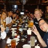 dinner at Sumire in Shibuya, Tokyo in Tokyo, Tokyo, Japan