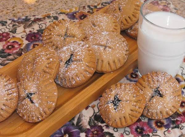 Date Filled Brown Sugar Cookies