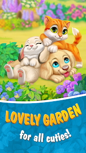Garden Pets Puzzle (Unreleased) - náhled