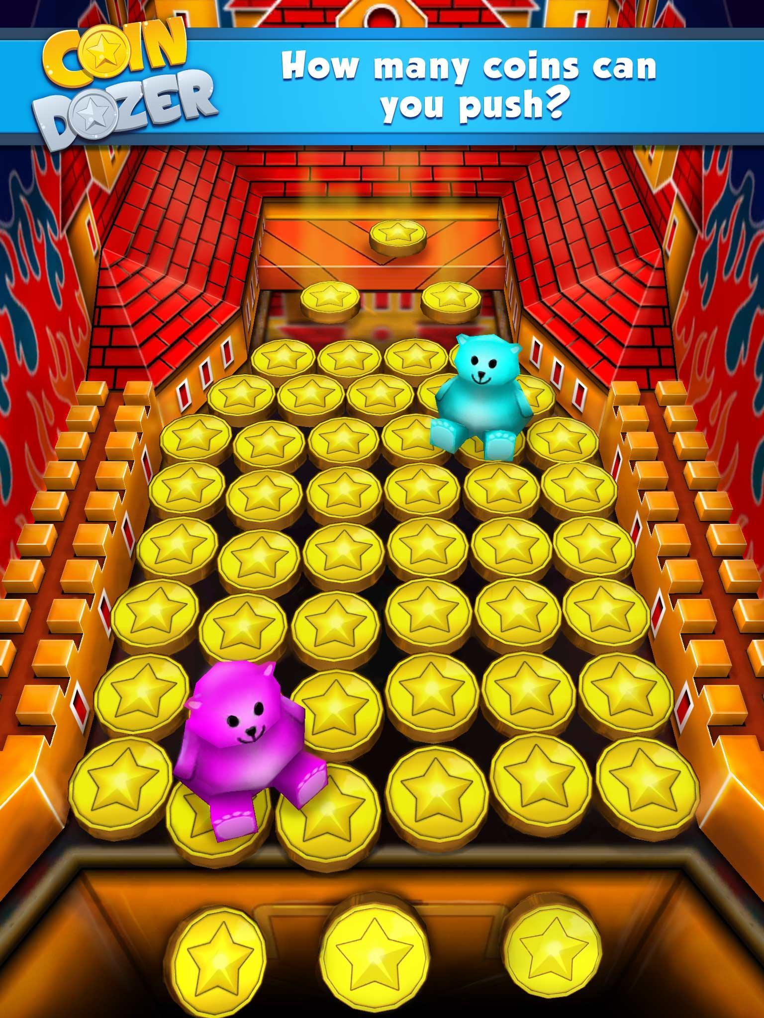 Coin Dozer - Free Prizes screenshot #7