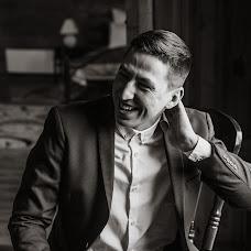 Wedding photographer Anton Kamenskikh (web-diz18rus). Photo of 01.02.2018