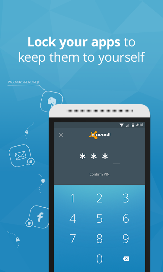 Mobile Security Amp Antivirus Android Apps On Google Play