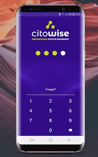 Cryptocurrency Wallet - CitoWise - náhled