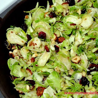Brussel Sprouts Made Tasty