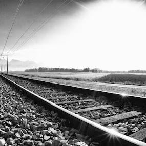 by Dominik Konjedic - Transportation Trains