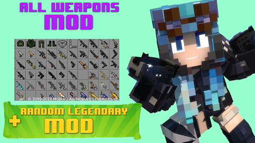 All weapons mod  screenshots 5