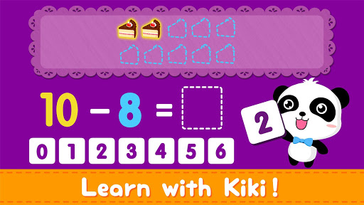 Little Panda Math Genius - Education Game For Kids modavailable screenshots 3