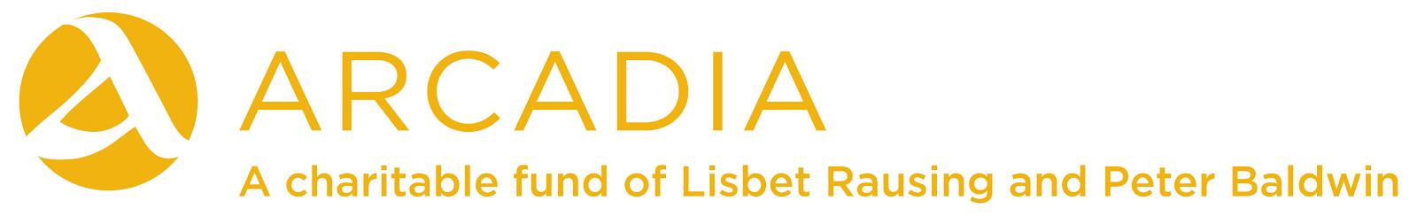 The Arcadia Fund Logo