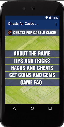Cheats for Castle Clash for PC