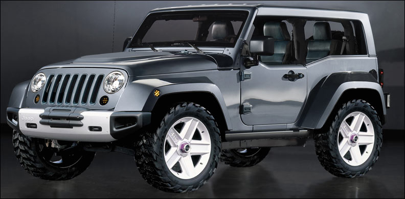 No Soft Top Roof On The 2017 Jeep Wrangler Maybe