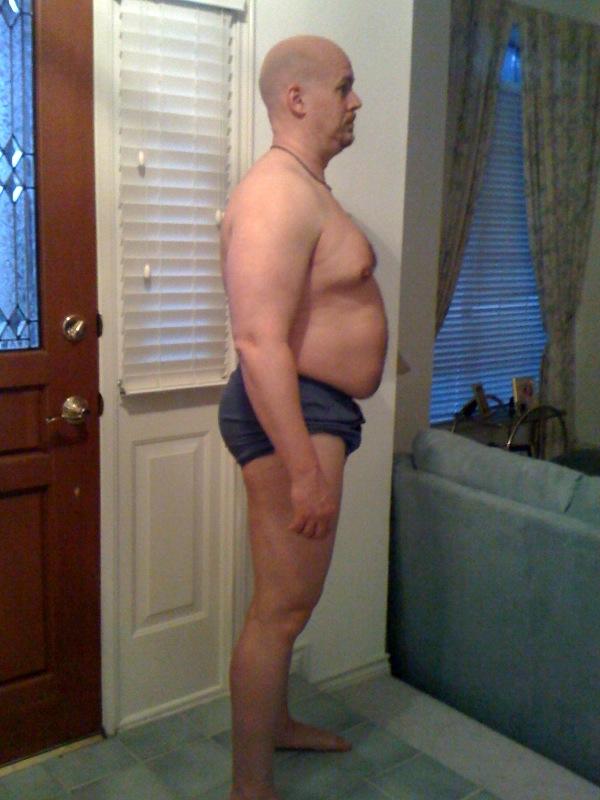 Ken At 235 lbs and 24% BF