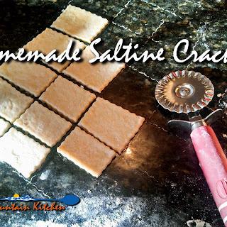 Saltine Crackers.