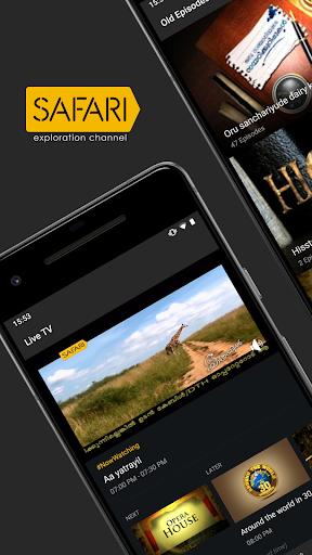 Safari TV 3.0.2 screenshots 1