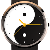 Yin Yang Watch Face