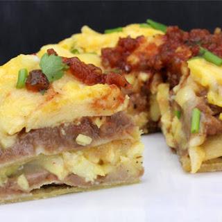 Breakfast Tortilla Double Stack