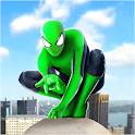 Spider Rope Hero: Ninja Gangster Crime Vegas City icon