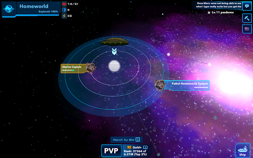 Pixel Starshipsu2122 0.949.7 screenshots 22