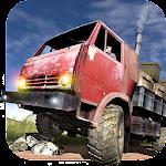Off Road Truck Driver ?: Muddy Trucker Icon