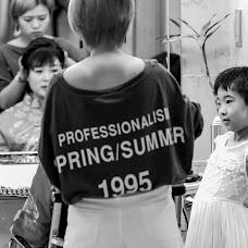 Wedding photographer Xiang Xu (shuixin0537). Photo of 03.09.2018