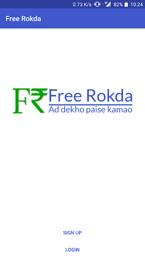 Free Rokda - Earn free paypal, paytm cash online for PC