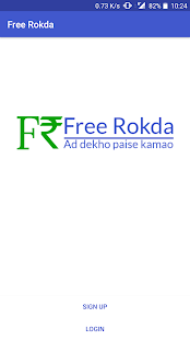 Free Rokda - Earn free paypal, paytm cash online - náhled