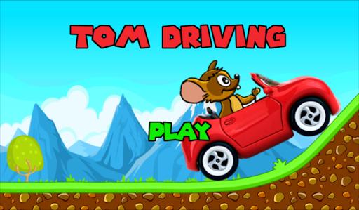 Tom Driving Hill Climb  screenshots 1