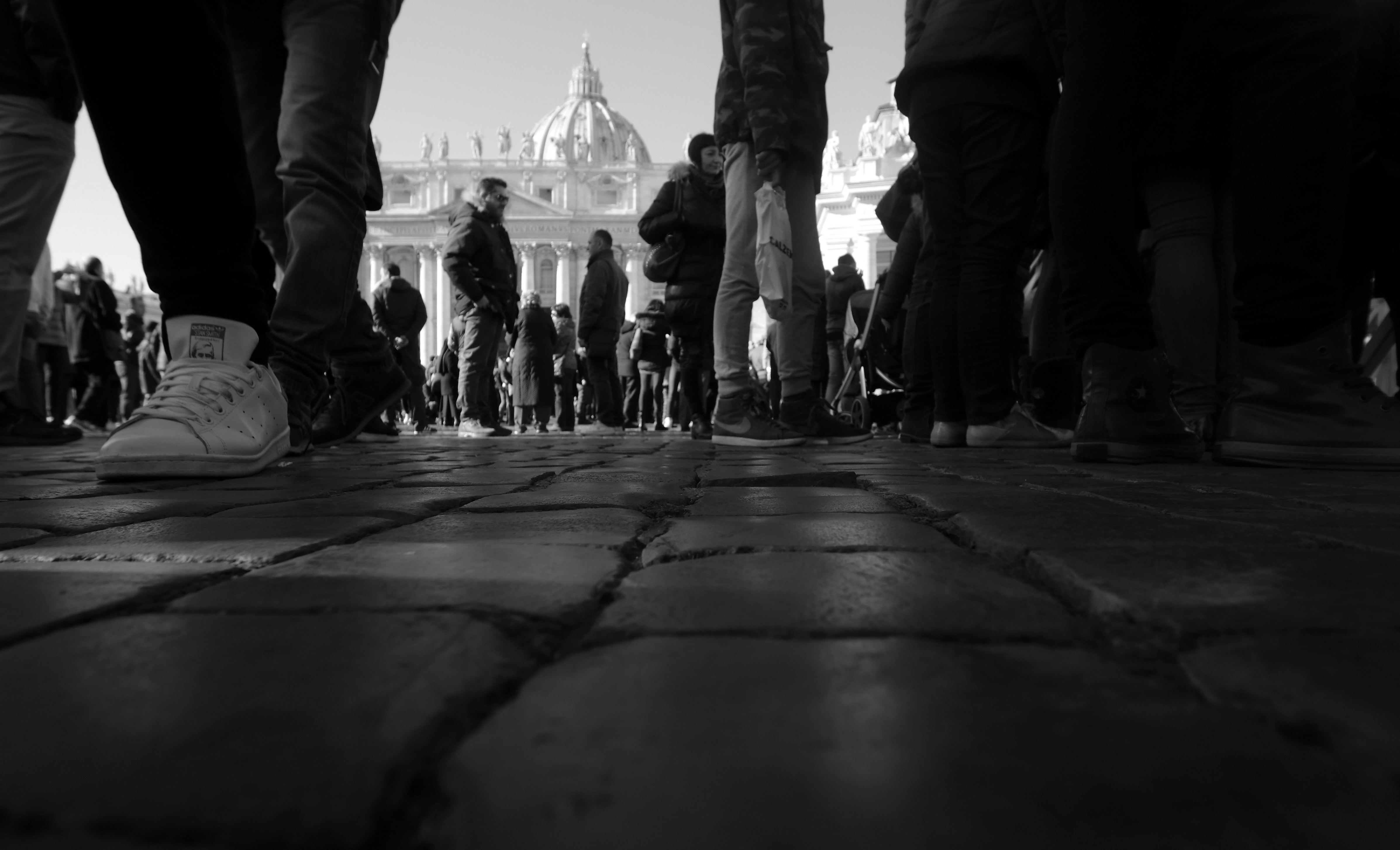 Più street di così..  di letiziacaprettiphotography