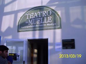 Photo: En Teatro del Muelle