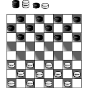 App Icon for Draughts game App in Czech Republic Google Play Store
