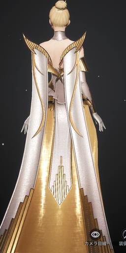 審判の女帝背面
