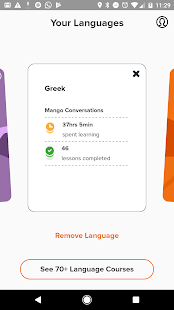 Mango Languages- screenshot thumbnail