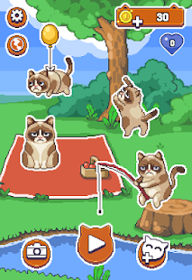 Grumpy Cat's Worst Game Ever Screenshot