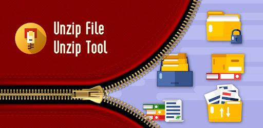 Unzip, UnRar- Easy Unzip, File Extractor - መተግባሪያዎች