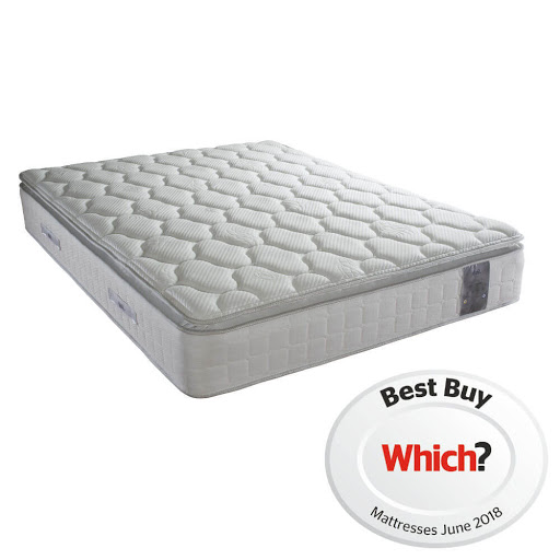 Sealy Messina Latex Pocket 1400 Mattress