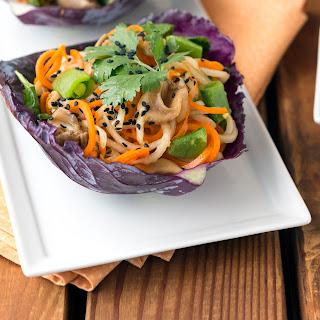 The Impasta in Cabbage Bowl