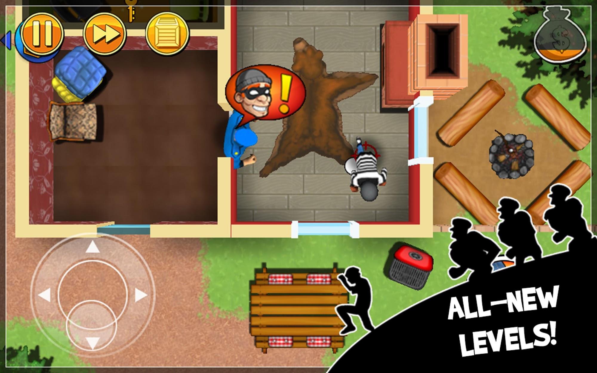 Robbery Bob Free AJA screenshot #8