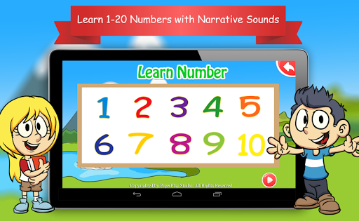 Belajar Angka dan Berhitung|玩教育App免費|玩APPs