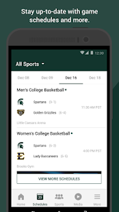 Michigan State Spartans - náhled