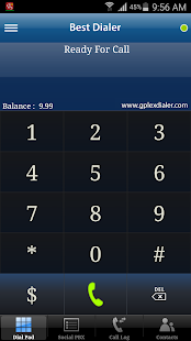 gPlex Dialer Lite- screenshot thumbnail