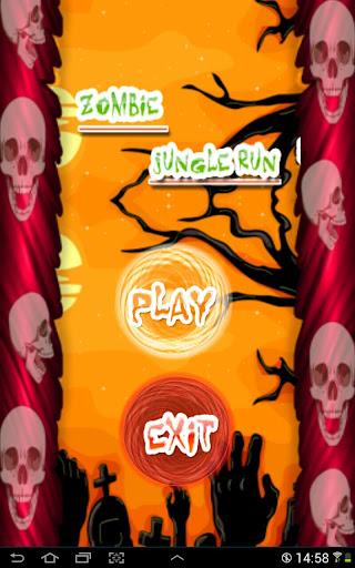 Zombie Jungle Run